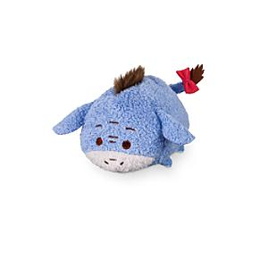 Eeyore Tsum Tsum Mini Soft Toy - Soft Toy Gifts