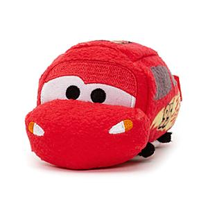 Mini peluche Tsum Tsum Flash McQueen, Disney Pixar Cars 3