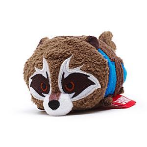 Rocket Raccoon Tsum Tsum Mini Soft Toy, Guardians of the Galaxy Vol. 2