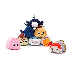 Finding Nemo Tsum Tsum Mini Soft Toy Bundle, Disney Pixar - Soft Toy Gifts