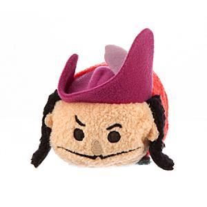 Captain Hook Tsum Tsum Mini Soft Toy - Tsum Tsum Gifts