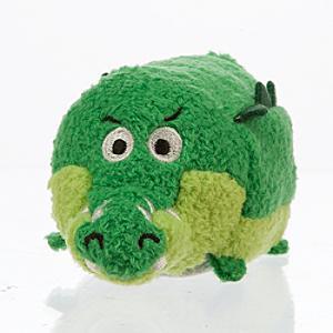Tick-Tock Tsum Tsum Mini Soft Toy, Peter Pan - Tsum Tsum Gifts