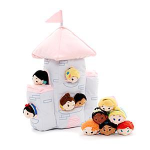 Disney Princess Micro Tsum Tsum Castle Set - Tsum Tsum Gifts