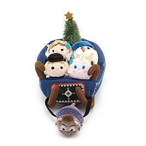 Collection micro Tsum Tsum de La Reine des Neiges