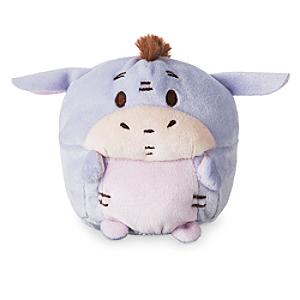 Eeyore Ufufy Small Scented Soft Toy, Winnie the Pooh - Eeyore Gifts
