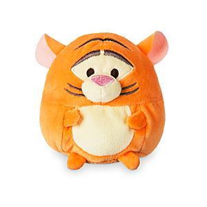 Tigger Ufufy Small Scented Soft Toy, Winnie the Pooh - Tigger Gifts