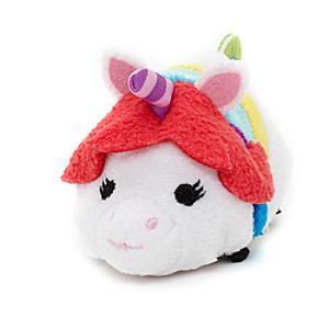 Mini peluche Tsum Tsum Licorne Arc-en-ciel, Vice-Versa