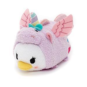 Daisy Duck Unicorn Tsum Tsum Mini Soft Toy