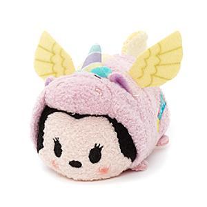 Mini peluche Tsum Tsum de Minnie en versión unicornio
