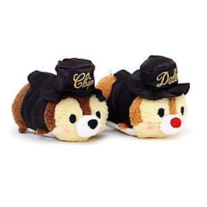 Chip 'n' Dale 75th Anniversary Mini Tsum Tsum Soft Toy Set - Tsum Tsum Gifts