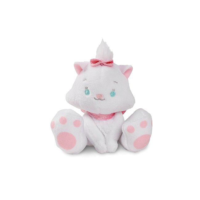 Disney Store peluche miniature marie, tiny big feet