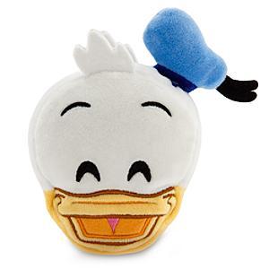 Peluche emoji del Pato Donald (10cm)