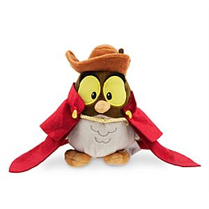 Disney Animators' Collection Owl Small Soft Toy, Sleeping Beauty - Sleeping Gifts
