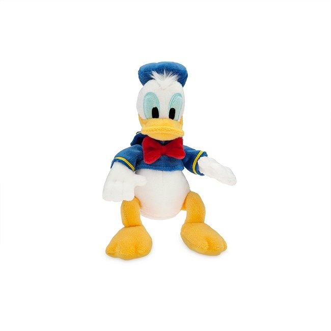Donald Duck - Bean Bag Stofftier mini