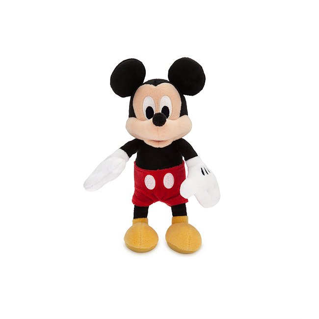 Micky Maus - Bean Bag Stofftier mini