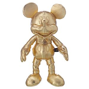 Mini peluche imbottito Gold Collection Topolino Disney Store