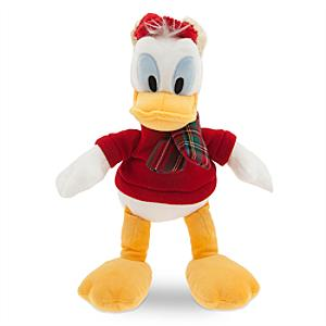 Donald Duck Christmas Soft Toy
