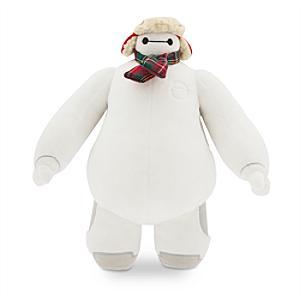 Baymax - Weihnachtliche Kuschelpuppe (17 cm)