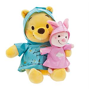 Winnie the Pooh and Piglet Small Soft Toy - Toy Gifts