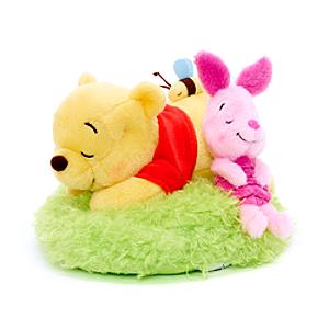 Winnie The Pooh and Piglet Easter Small Soft Toy - Easter Gifts