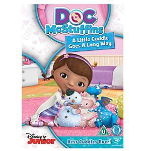 Doc McStuffins Vol 3 DVD (A little cuddle goes a long way) - Doc Mcstuffins Gifts
