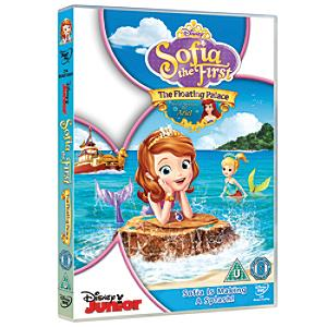 Sofia The First - The Floating Palace DVD - Sofia The First Gifts