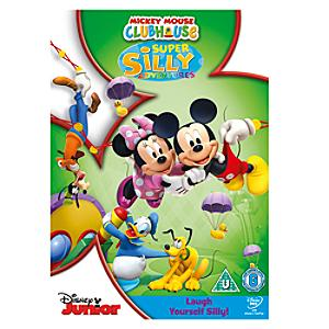 Mickey Mouse Clubhouse - Super Silly Adventure DVD - Silly Gifts