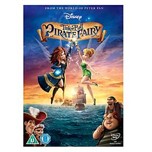 Tinker Bell and The Pirate Fairy DVD - Pirate Gifts