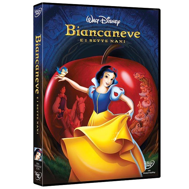 Image of Biancaneve e i sette nani - DVD