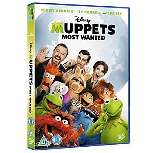 Muppets Most Wanted DVD - Muppets Gifts