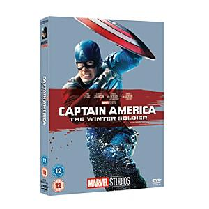 Captain America: The Winter Soldier DVD - Marvel Gifts