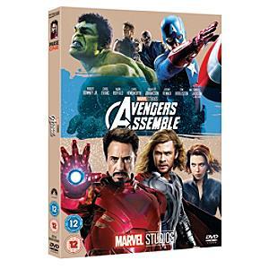 Marvel Avengers Assemble DVD - Marvel Gifts