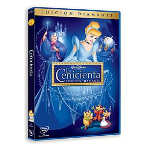 CINDERELLA DVD SP