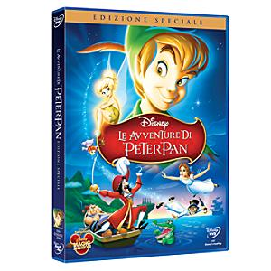 PETER PAN SE DVD IT - Peter Pan Gifts