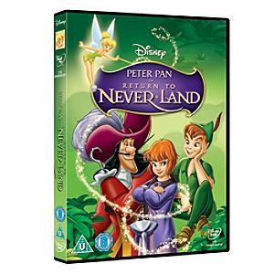 Peter Pan 2: Return To Neverland DVD - Peter Pan Gifts