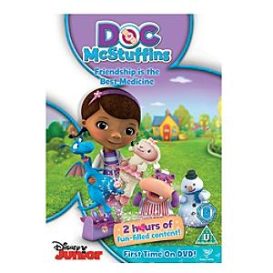 Doc McStuffins: Friendship Is The Best Medicine DVD - Medicine Gifts