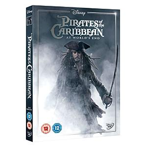 Pirates Of The Caribbean: At World's End DVD - Pirates Gifts