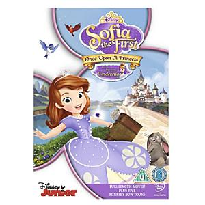 Sofia the First DVD - Sofia The First Gifts