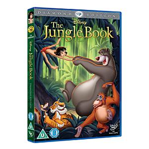 Jungle Book DVD - Jungle Gifts