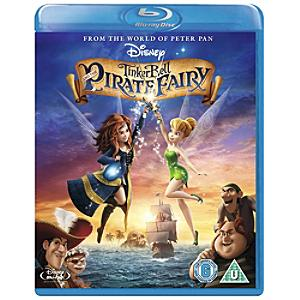 Tinker Bell and The Pirate Fairy Blu-ray - Fairy Gifts