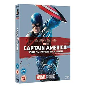 Captain America: The Winter Soldier Blu-ray - Marvel Gifts