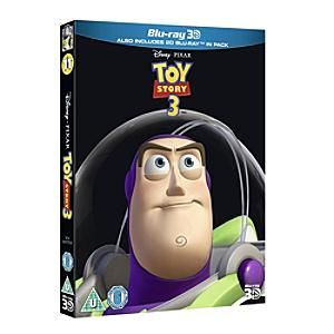 Toy Story 3 3D Blu-ray - Toy Story 3 Gifts