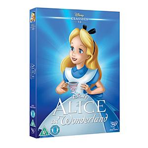 Alice in Wonderland (Animated) Blu-ray - Alice In Wonderland Gifts