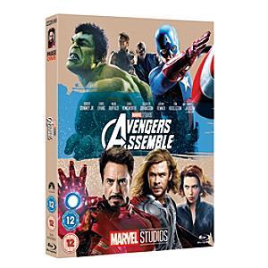 Marvel Avengers Assemble Blu-ray - Marvel Gifts