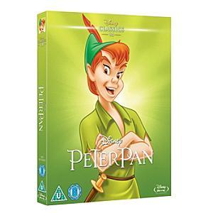 Peter Pan Blu-ray - Peter Pan Gifts