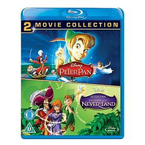 Peter Pan & Peter Pan 2: Return to Neverland Blu-ray - Peter Pan Gifts