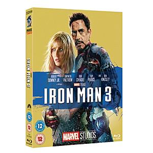 Iron Man 3 Blu-ray - Marvel Gifts