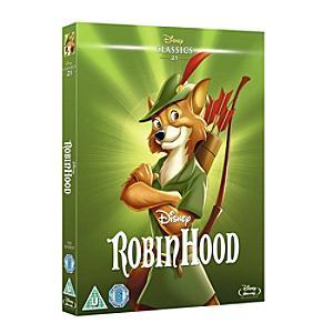 Robin Hood Blu-ray - Robin Gifts