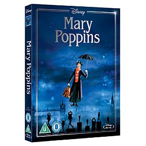 Mary Poppins 50th Anniversary Blu-ray - Anniversary Gifts