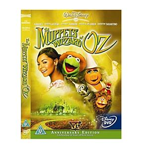 Muppets Wizard of Oz DVD - Muppets Gifts
